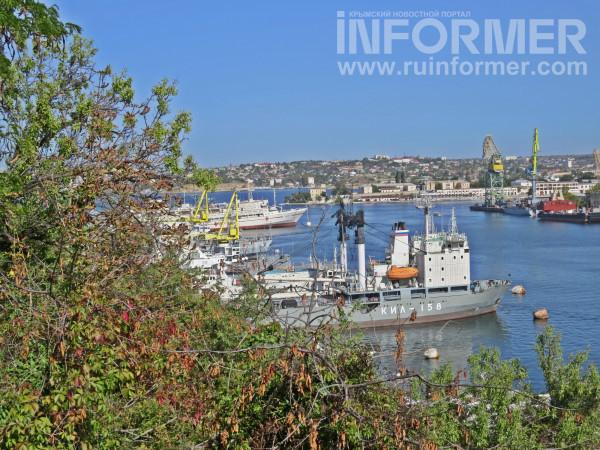 Севастополь жара в октябре