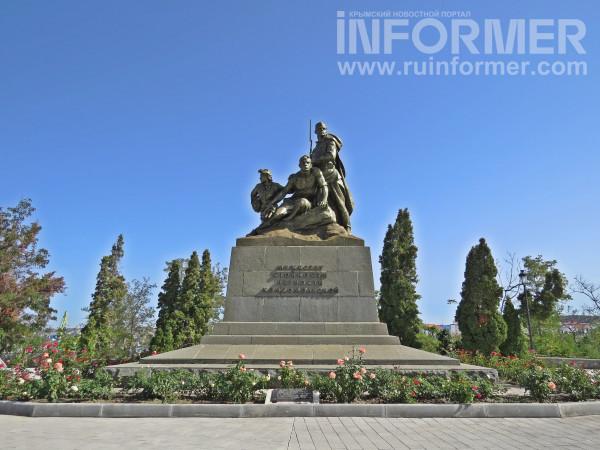 Севастополь жаркая погода