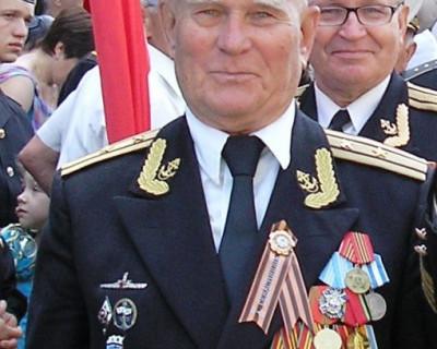 Валентин Данилов. Как дизельные подлодки на Колыме зимовали (фото)