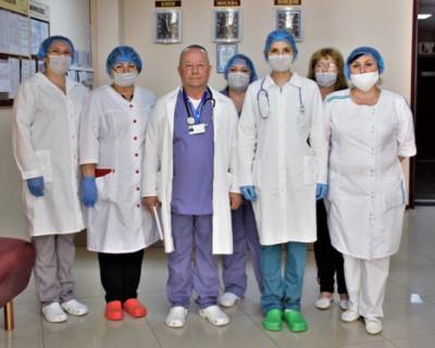 Крымские медики представлены к наградам за борьбу с коронавирусом