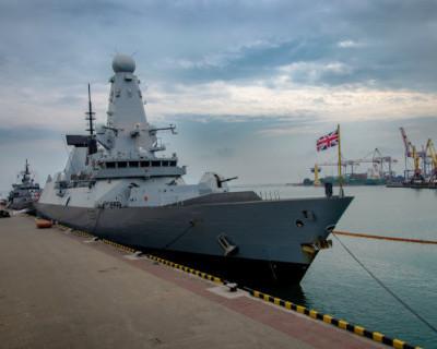 Украина предлагает Великобритании создать военно-морскую базу