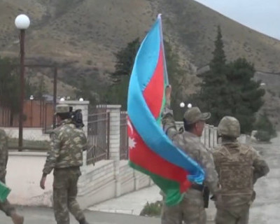 Украинские националисты едут воевать в Карабах