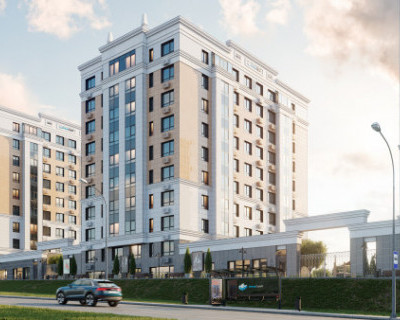 Проект от «ИнтерСтрой», созданный для комфортной жизни в элитном районе Севастополя