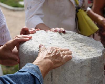 В Херсонесе разработали специальную экскурсию для слабовидящих