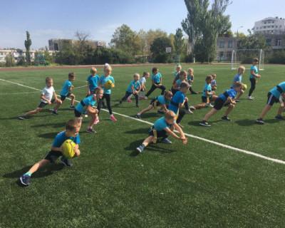 Восемнадцать севастопольских школ присоединились к школьной регбийной лиге