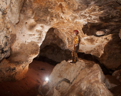 В Крыму откроют для посещения пещеру с останками ископаемых животных