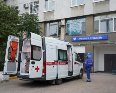 Больницы Севастополя переполнены из-за наплыва коронавирусных больных