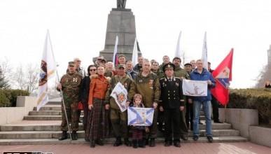 «Мы вернулись, чтобы поблагодарить… Но благодарили нас, за то, что мы вернули Севастополь в родную гавань».  Автопробег «Севастополь-Волгоград-Севастополь» (фото)
