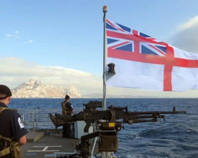 Что стоит за планами создания военно-морской базы Великобритании на Украине