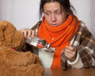 В Крыму началась эпидемия гриппа