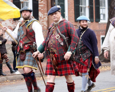 Шотландцы хотят попрощаться с англичанами