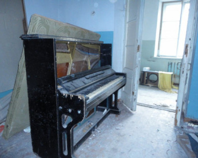 В севастопольском посёлке ГРЭС за пять лет культура так и не поднялась с колен