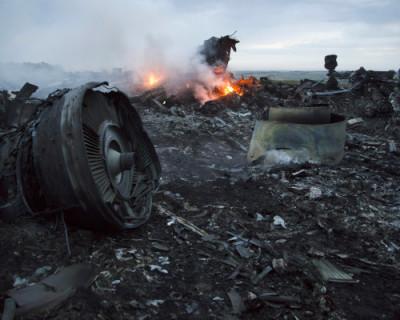 Россия отказалась от сотрудничества с Австралией и Нидерландами из-за расследования гибели малайзийского Boeing MH17 на Донбассе
