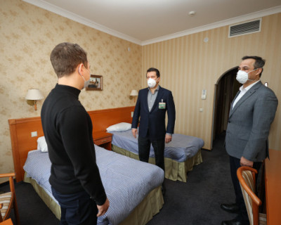 В Севастополе начинаются проверки гостиниц на предмет соблюдения противоэпидемических требований