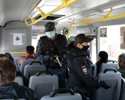С перевозчиками Севастополя, не соблюдающими масочный режим, будут расторгать договоры