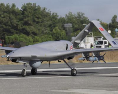 Турция собирается начать производство беспилотников на Украине