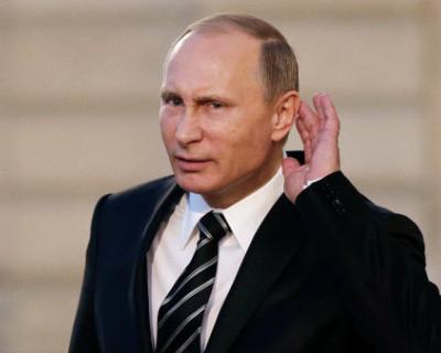 Шутки Путина, от которых у западных партнёров стынет в жилах кровь