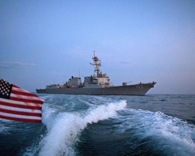 Новые военно-морские базы Украины могут создаваться для того, чтобы разместить там корабли НАТО