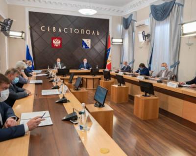 Правительство Севастополя утвердило документацию по планировке медицинского кластера
