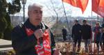 Ветеран коммунистического движения Севастополя Василий Пархоменко отмечает день рождения