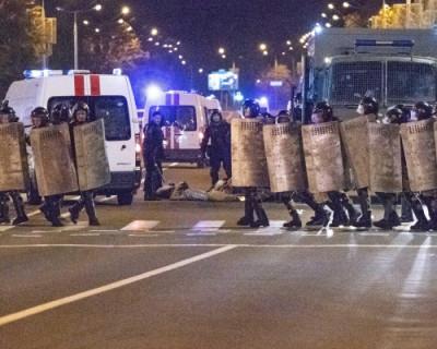 Ситуация в Белоруссии подходит к грани кровопролития
