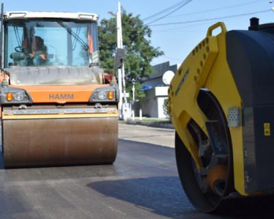 На Северной стороне Севастополя отремонтировали 12 дорог