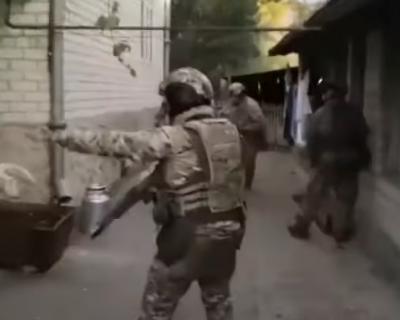 ФСБ разгромила ячейки экстремистов на юге России (ВИДЕО)