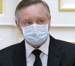Губернатор Санкт-Петербурга перешел на дистанционку