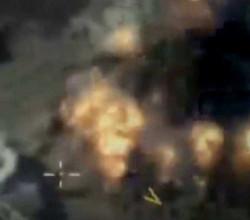 Российские самолеты нанесли удары по террористам в Сирии