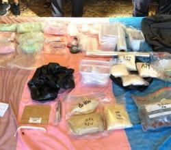 Крымчанин хранил у себя пять килограммов синтетических наркотиков