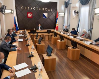 Губернатор Севастополя поручил проконтролировать организацию горячего питания в школах