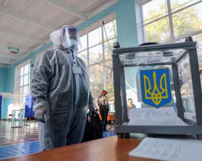 На выборах в Украине голосовали за Путина и «Единую Россию» (ФОТО)
