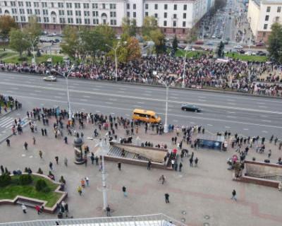 Падет ли режим Лукашенко?