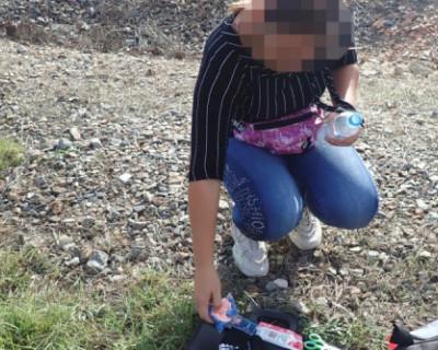 В Крыму задержали двух наркоторговцев