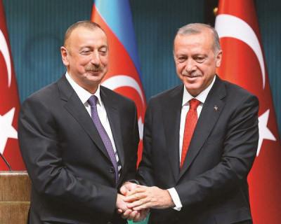 Алиев угрожает Москве мобилизацией