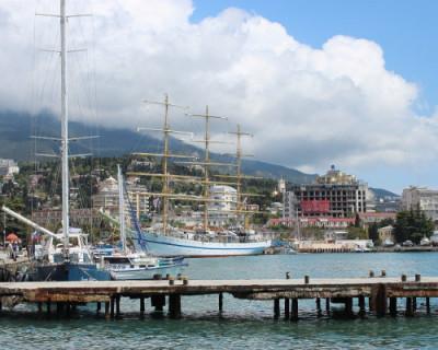 Крым бьет рекорды по туристам