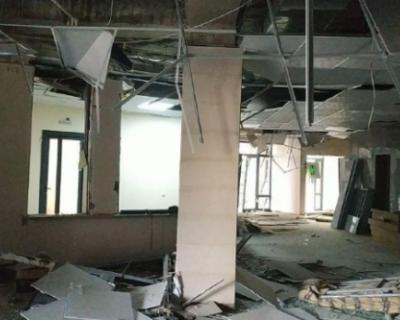 Авиация Азербайджана нанесла удар по Центру здоровья матери и малыша (ВИДЕО)