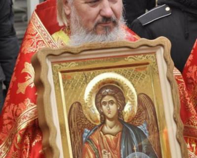 В Севастополе от коронавируса  умер настоятель храма Георгия Победоносца на Сапун-горе