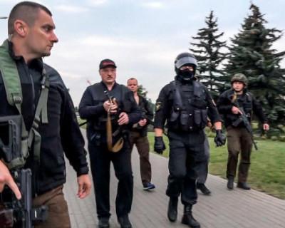Лукашенко больше не доверят своим силовикам?