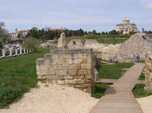 Херсонес городище Севастополь