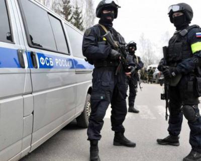 Сотрудники ФСБ ликвидировали плантацию конопли в Крыму