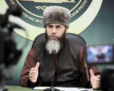 Муфтий Чечни считает врагами всех французов, которые поддерживают президента Макрона