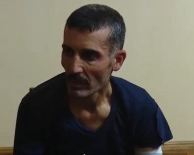 В Карабахе захвачен турецкий наемник из Сирии (ВИДЕО)