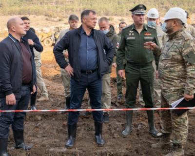 Военных строителей привлекут к решению проблемы водообеспечения Севастополя