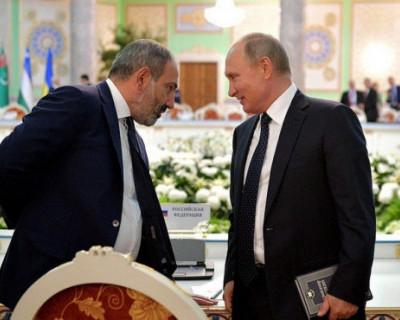 Момент истины: Армения обратилась за военной помощью к России