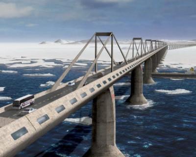 В России начинается строительство мега-моста на Сахалин