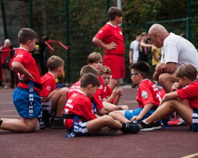 В Севастополе открывается школа регби