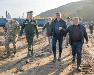 Севастополь будет обеспечен водой в нужном объеме