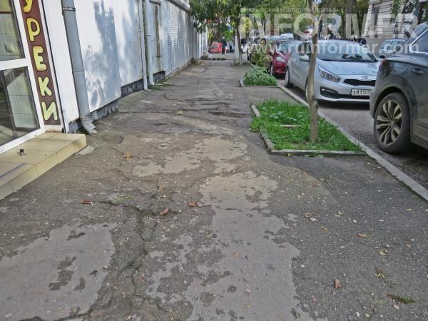 ямы на рынке  Севастополь