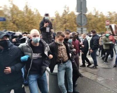 В Москве задержаны десятки участников «Русского марша» (ВИДЕО)